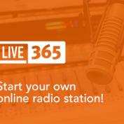 Back on Live 365.